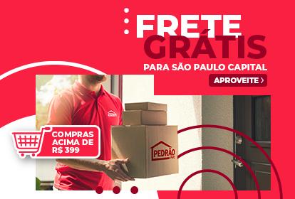 Banner Frete Grátis SP - Mobile