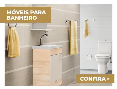 Banner Móveis Banheiro