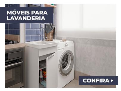 Banner Móveis Lavanderia