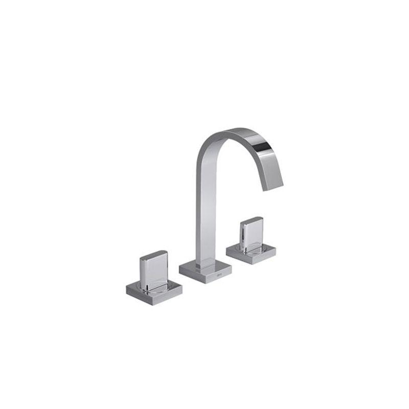 Misturador de Banheiro Para Lavatório Com Bica Alta Cromado Polo 1877.C33 - Deca