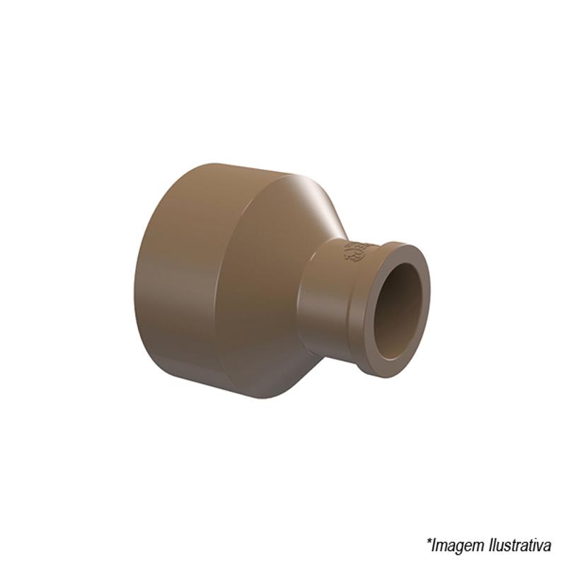 Bucha de Redução PVC Soldável Longa | 60x50mm | 2