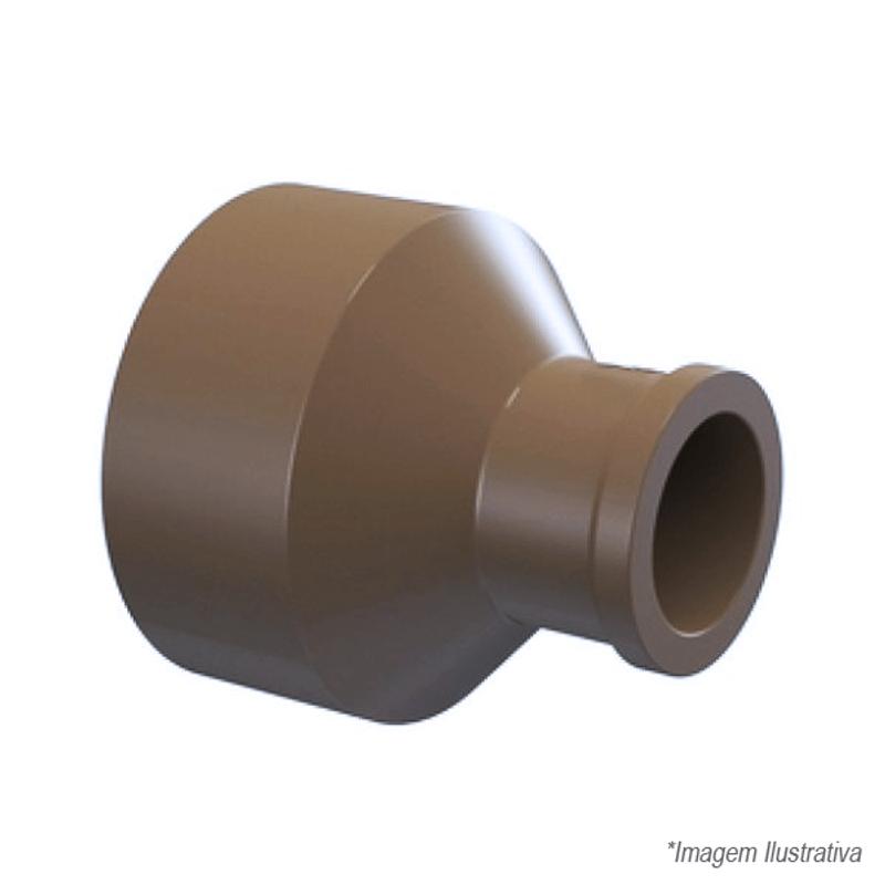 Bucha de Redução PVC Soldável Longa | 32x20mm | 1