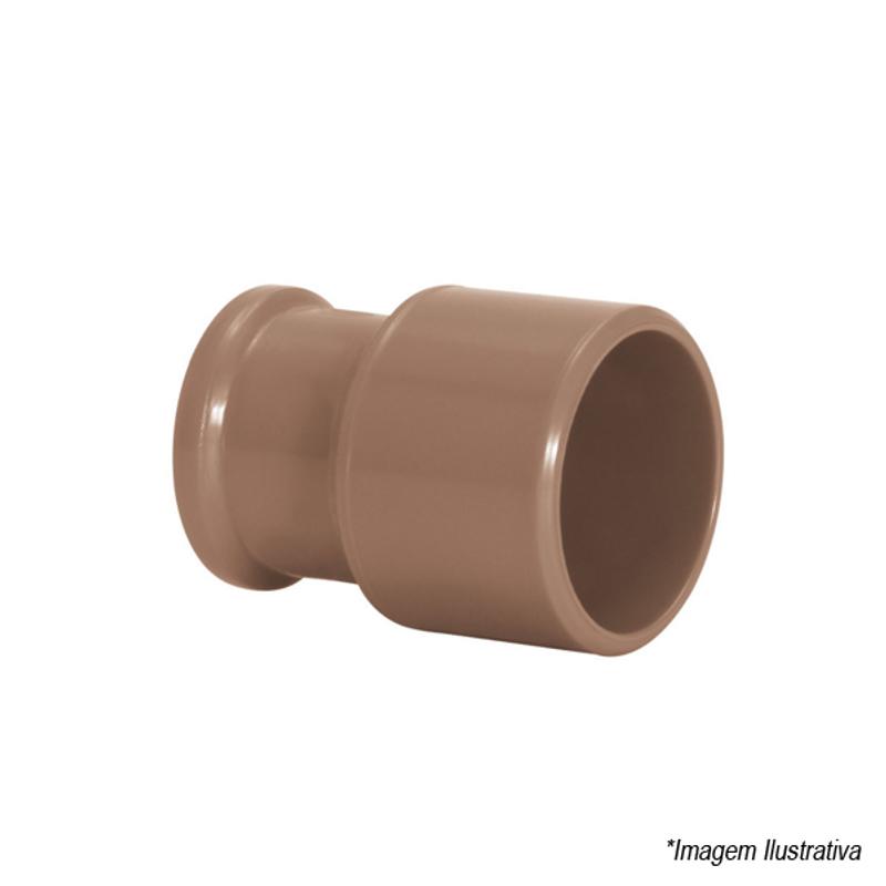 Bucha de Redução PVC Soldável Longa   60x25mm   2
